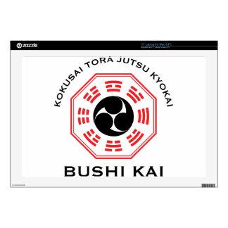 Tora Jutsu - Bushi Kai Skins For Laptops