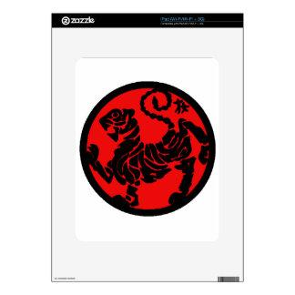 Tora no Maki Decal For iPad