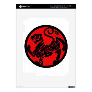 Tora no Maki Decal For iPad 3