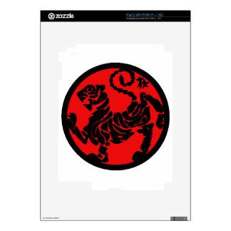 Tora no Maki Decal For The iPad 2