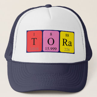 Tora periodic table name hat