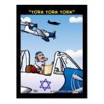 "¡""Tora! ¡Tora! ¡Tora! "" Postal"