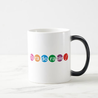 Toradorable! Magic Mug