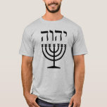 "Torah and prophets T-Shirt<br><div class=""desc"">Let everyone know where your heart is</div>"