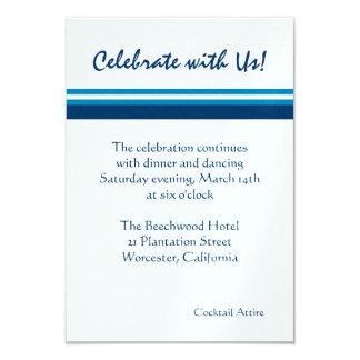 Torah Classic ICE Reception Card
