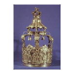 Torah Crown Gallery Wrapped Canvas