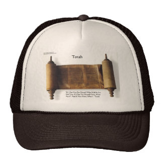 """Torah """"If Not For Myself"""" Wisdom Quote Gifts & Tee Trucker Hat"""