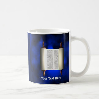 Torah Light Coffee Mug