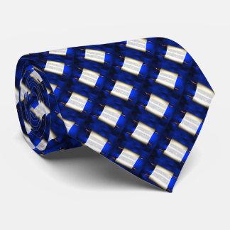 Torah Light Neck Tie