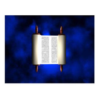 Torah Light Postcard