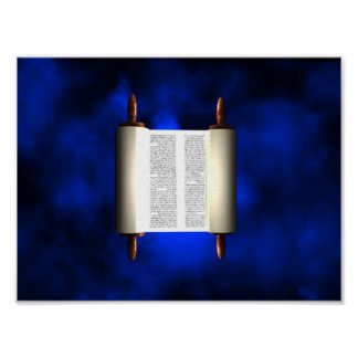 Torah Light Poster