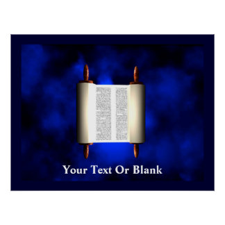 Torah Light Poster