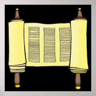 Torah Poster