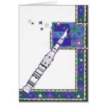 Torah Pointer Bar Mitzvah Greeting Card