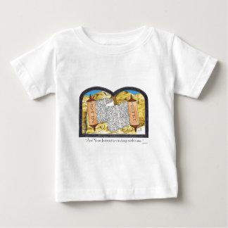 Torah Scroll Baby T-Shirt