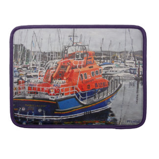 Torbay lifeboat macbook pro sleeve
