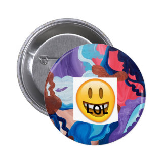 Torbellino de LOL Pin Redondo 5 Cm