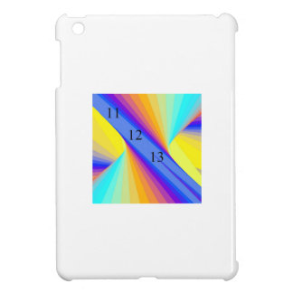Torbellino del arco iris iPad mini cárcasas
