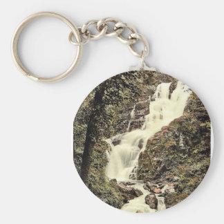 Torc Cascade. Killarney. Co. Kerry, Ireland rare P Key Chain