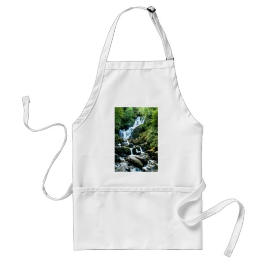 Torc Falls Killarney Ireland Adult Apron