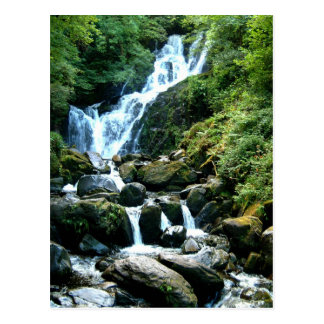 Torc Falls Killarney Ireland Post Cards