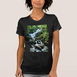 Torc Falls Killarney Ireland T-Shirt