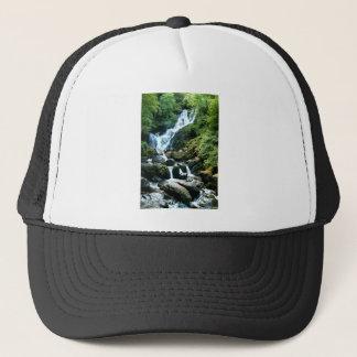 Torc Falls Killarney Ireland Trucker Hat