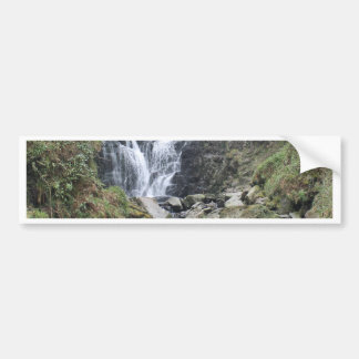Torc Waterfall, Killarney Ireland Bumper Sticker