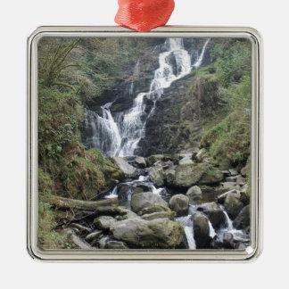 Torc Waterfall, Killarney Ireland Christmas Tree Ornaments