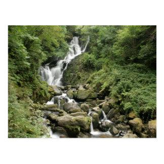 Torc Waterfall Postcard