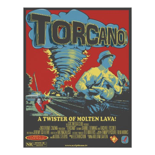 Torcano! Poster