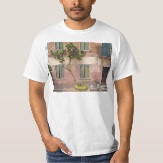 Torcello Home - Image on Front Tee Shirt