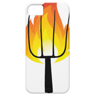 Torch and Pitchfork iPhone SE/5/5s Case