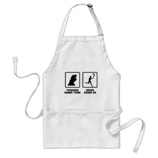 Torch Bearer Adult Apron