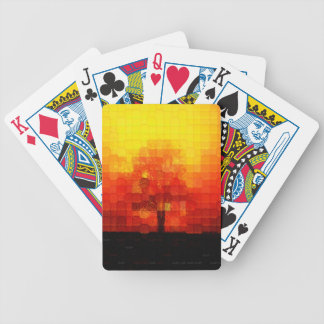 Torch Bicycle Playing Cards