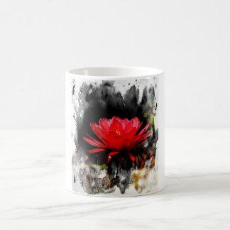 Torch Cactus Flower Coffee Mug