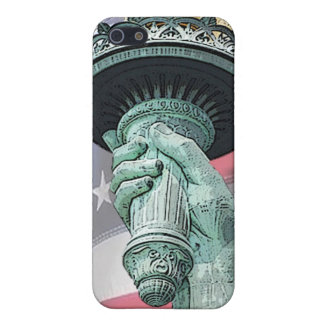 torch of freedom iPhone 5/5S cases