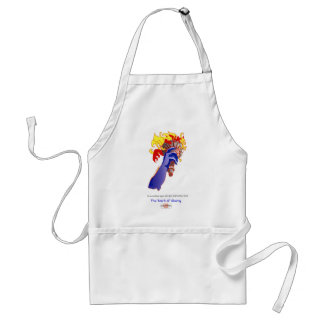 Torch of Liberty/Apron Adult Apron