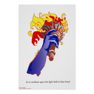 Torch of Liberty/Poster Poster