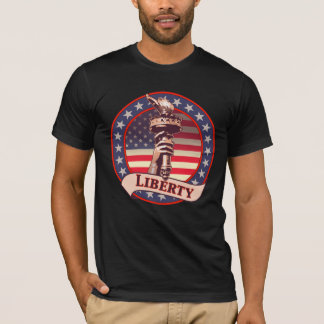 Torch of Liberty T-Shirt