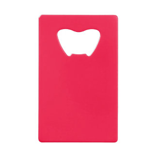 Torch Red II Credit Card Bottle Opener