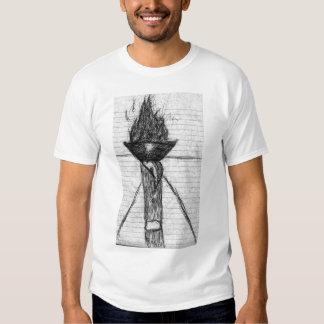 torch tee shirt
