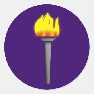 torch torch sticker