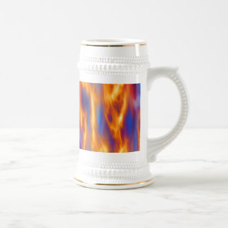 Torched by Kenneth Yoncich Beer Stein