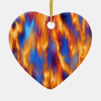 Torched by Kenneth Yoncich Ceramic Ornament