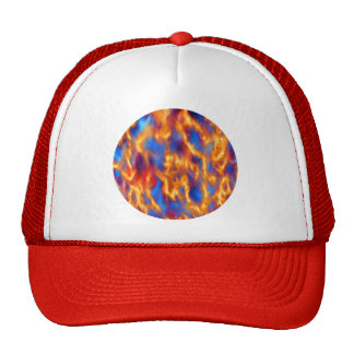 Torched by Kenneth Yoncich Trucker Hat