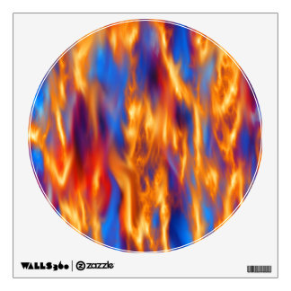 Torched by Kenneth Yoncich Wall Decal
