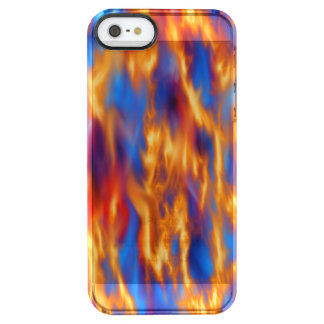 Torched Uncommon Clearly™ Deflector iPhone 5 Case