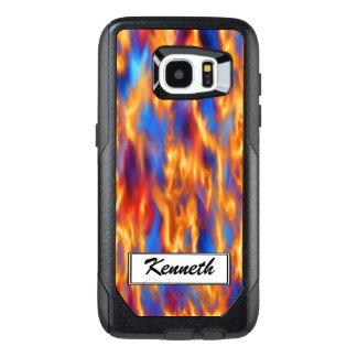 Torched por Kenneth Yoncich Funda OtterBox Para Samsung Galaxy S7 Edge