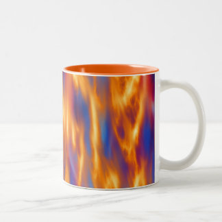 Torched Two-Tone Mug